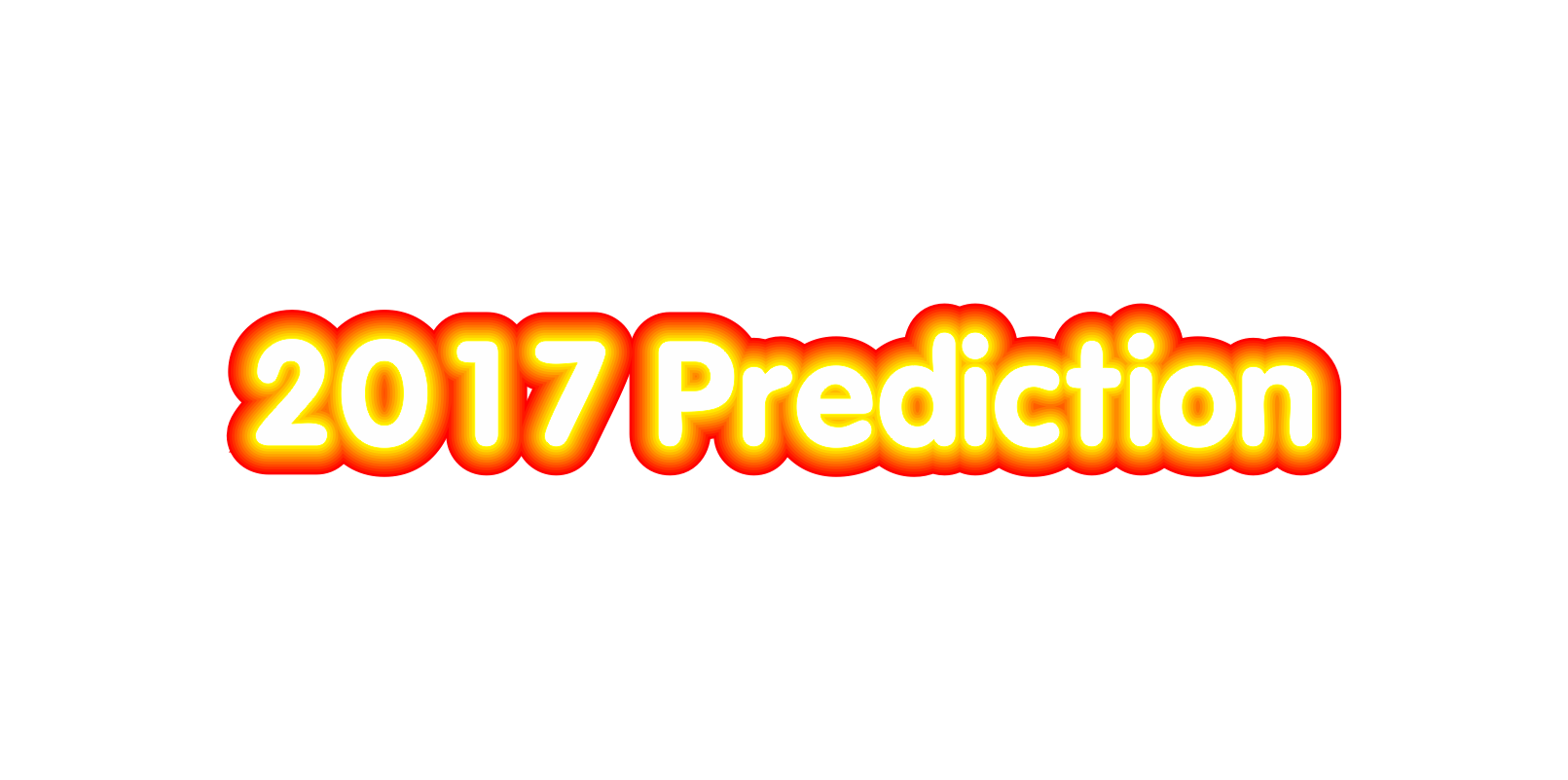 2017 Prediction
